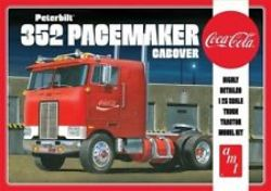 PETERBILT -  352 PACEMAKER COCA-COLA CABOVER 1/25 (MODERATE)