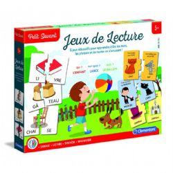 PETIT SAVANT -  JEUX DE LECTURE (FRENCH)