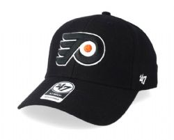PHILADELPHIA FLYERS -  ADJUSTABLE BLACK CAP