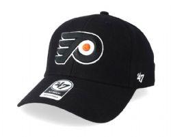 PHILADELPHIA FLYERS -  ADJUSTABLE BLACK CAP