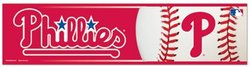 PHILADELPHIA PHILLIES -  BUMPER STICKER