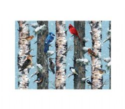 PIATNIK -  CHRISTMAS BIRDS (1000 PIECES)
