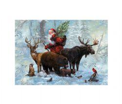 PIATNIK -  SANTA'S TEAM (1000 PIECES) -  CHRISTMAS COLLECTION
