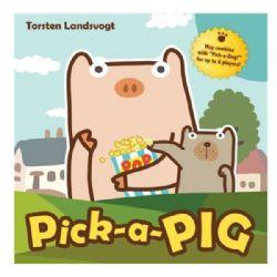 PICK-A -  PIG (ENGLISH)