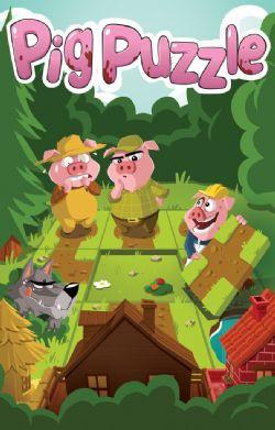 PIG PUZZLE (ENGLISH)