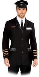 PILOT AND FLIGHT ATTENDANT -