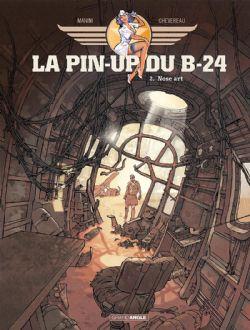 PIN-UP DU B-24, LA -  NOSE ART 02