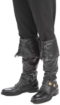 PIRATES -  BUCCANEER DELUXE BOOT TOP