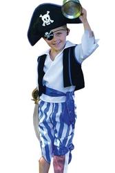 PIRATES -  PIRATE COSTUME (CHILD)