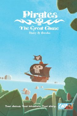 PIRATES -  THE GREAT CHASE (ENGLISH)