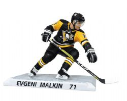 PITTSBURGH PENGUINS -  EVGENI MALKIN #71 FIGURE (6