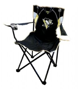 PITTSBURGH PENGUINS -  JUNIOR FOLDING CHAIR