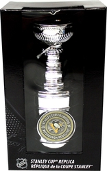 PITTSBURGH PENGUINS -  STANLEY CUP REPLICA 2015-16 (9 INCH)