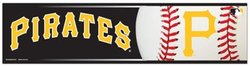 PITTSBURGH PIRATES -  BUMPER STICKER