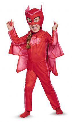 PJ MASKS -  OWLETTE COSTUME (CHILD)