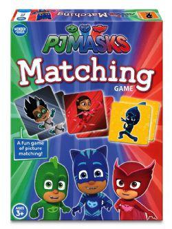 PJMASKS -  MATCHING GAME (MULTILINGUAL)