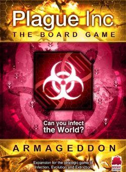 PLAGUE INC. -  PLAGUE INC.: ARMAGEDDON (ENGLISH)