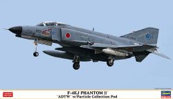 PLANE -  F-4EJ PHANTOM II 'ADTW' WITH PARTICLE COLLECTION POD - LIMITED EDITION - 1/72