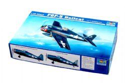PLANE -  F6F-5 HELLCAT 1/32 (CHALLENGING)