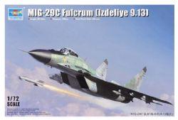 PLANE -  MIG-29C FULCRUM (IZDELIYE 9.13) 1/72 (CHALLENGING)