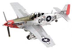PLANES -  P-51D MUSTANG - 2 SHEET