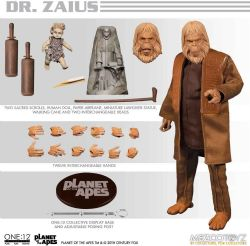 PLANET OF THE APES -  DR. ZAIUS FIGURE