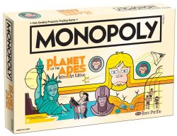PLANET OF THE APES -  MONOPOLY RETRO ART EDITION
