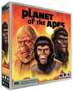 PLANET OF THE APES -  PLANET OF THE APES - BOARD GAME (ENGLISH)