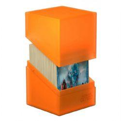 PLASTIC DECK BOX -  BOULDER DECK CASE - TOPAZ- STANDARD (100)