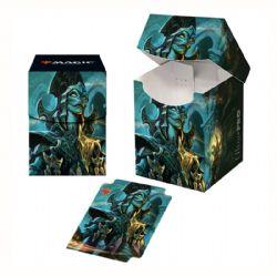 PLASTIC DECK BOX -  COMMANDER 2019 - KADENA, SLINKING SORCERER (100 + 25)