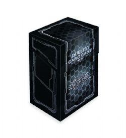 PLASTIC DECK BOX -  DARK HEX DECK BOX (70) -  YU-GI-OH!