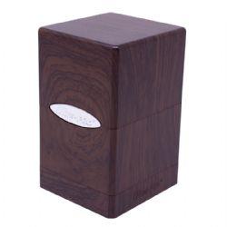 PLASTIC DECK BOX -  DECK BOX SATIN TOWER - FOREST OAK (100)