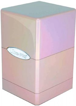 PLASTIC DECK BOX -  DECK BOX SATIN TOWER - IRIDESCENT (100)