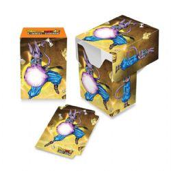 PLASTIC DECK BOX -  DRAGON BALL SUPER - BEERUS (60)