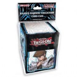 PLASTIC DECK BOX -  KAIBA'S MAJESTIC COLLECTION (100) -  YU-GI-OH!