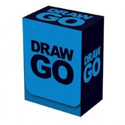 PLASTIC DECK BOX -  LEGION - DRAW GO - TOP LOAD (100)