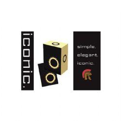 PLASTIC DECK BOX -  LEGION -ICONIC SUN - TOP LOAD (100)