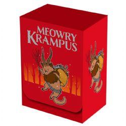 PLASTIC DECK BOX -  LEGION - TOP LOAD - 100 - MEOWRY KRAMPUS