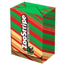 PLASTIC DECK BOX -  LEGION - TOP LOAD - 100 - ZOOSTRIPE