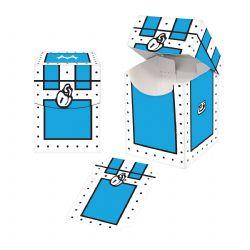 PLASTIC DECK BOX -  MONOPOLY COMMUNITY CHEST (100)