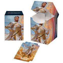 PLASTIC DECK BOX -  MTG CORE SET 2021 - BASRI KET (100)