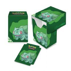PLASTIC DECK BOX -  POKEMON - 80 - BULBASAUR
