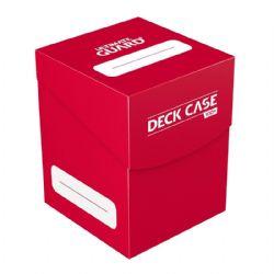 PLASTIC DECK BOX -  RED (100)