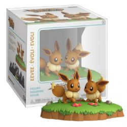 PLASTIC PROTECTOR -  FUNKO POP SPECIAL EDITION: DAY WITH EEVEE 0.40MM PET PROTECTOR