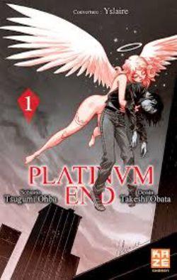 PLATINUM END -  (COUVERTURE ALTERNATIVE) 01