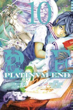 PLATINUM END -  (ENGLISH V.) 10