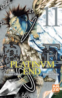 PLATINUM END -  (FRENCH V.) 11