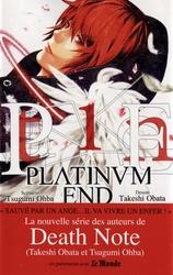 PLATINUM END -  (V.F.) 01