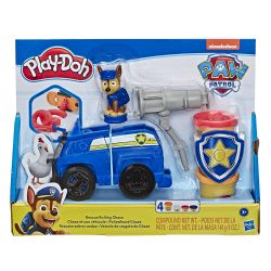 PLAY-DOH -  RESCUE ROLLING CHASE -  PAW PATROL