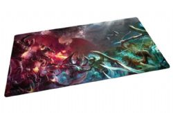 PLAY MAT -  COURT OF THE DEAD - HEAVEN AND HELL (61 X 35 CM)